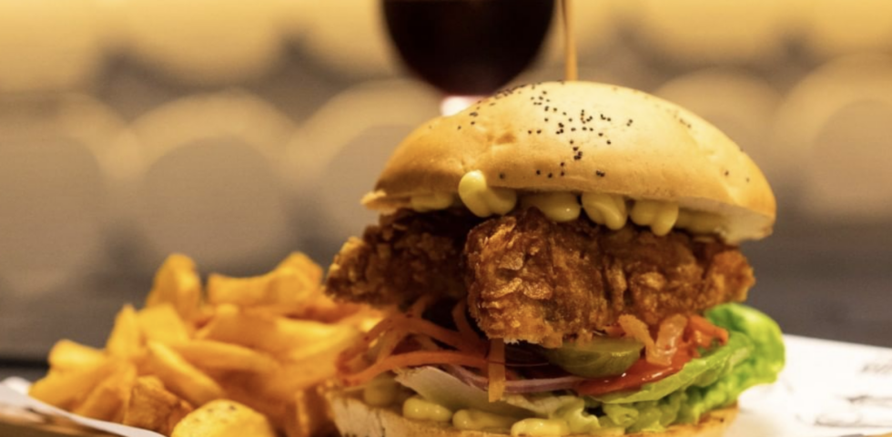 combinación innovadora de gastronomía y diversión