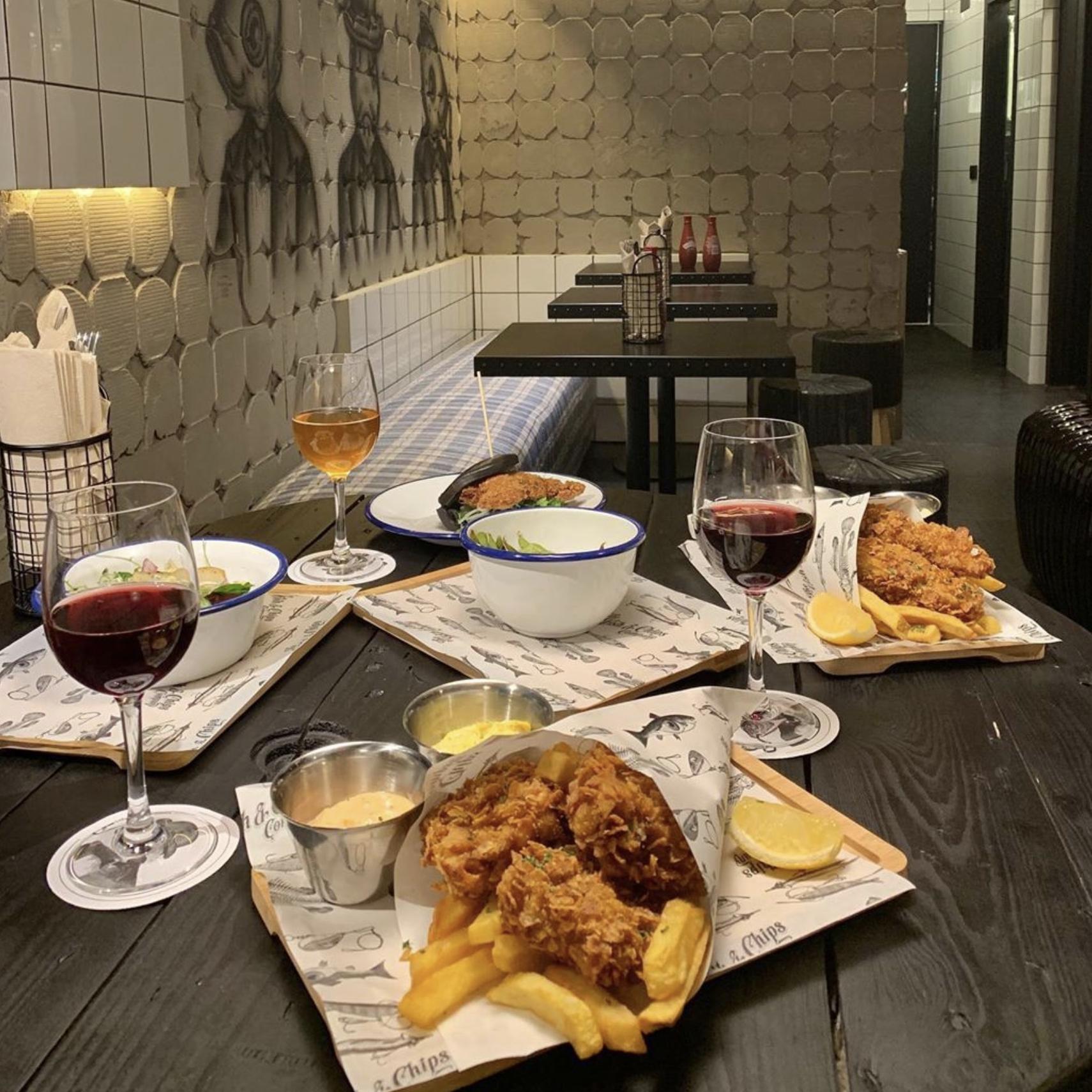 Fish&Chips Madrid